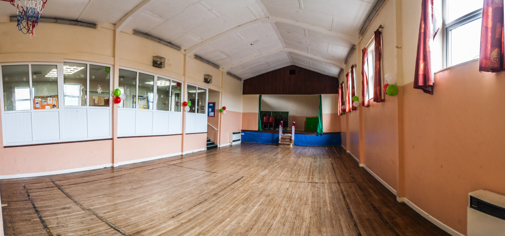 Main Hall - Ile Youth & Community Centre