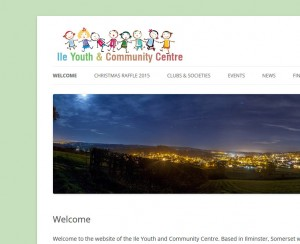 Ile Youth Centre Website